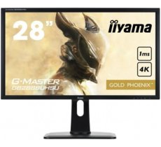 IIYAMA Monitor 28 GB2888UHSU-B1 Gold Phoenix 4K DP/HAS/SPEAKERS/USB