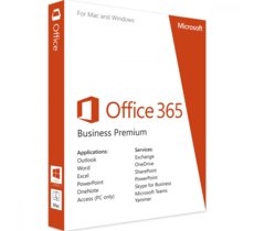 Microsoft Office 365 Business Premium PL Box P4 Win/Mac KLQ-00380
