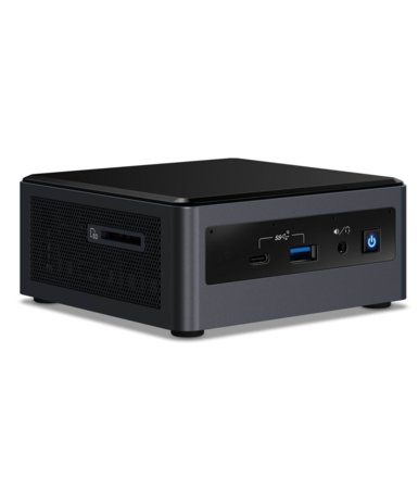 Intel MiniPC BXNUC10I7FNK2 i7-10710U 2xDDR4/SO-DIMM USB3 BOX