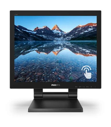 Philips Monitor 172B9T 17'' LED Touch DVI DP HDMI