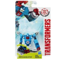 Transformers RID Legion Groundbuster