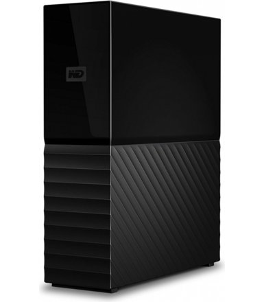 Western Digital MY BOOK 3TB 3,5'' WDBBGB0030HBK-EESN