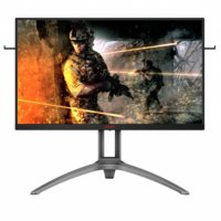 AOC Monitor gamingowy AG273QZ 27 cali LED 240Hz 0.5ms HDMIx2 DPx2