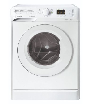 Indesit Pralka MTWSA61252WPL My Time