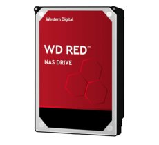 Western Digital Dysk WD Red 6TB 3,5 256MB  WD60EFAX